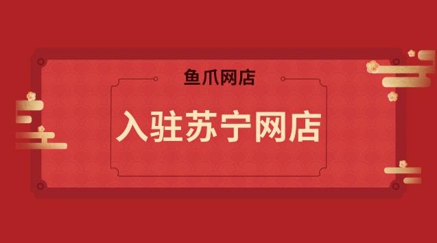 入驻苏宁网店